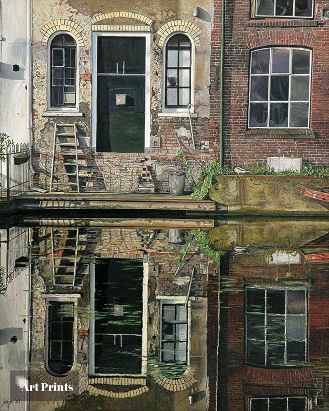 Leiden aan de Rijn
