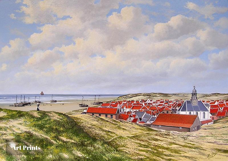 Noordwijks vissersdorp