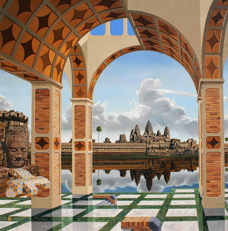 Angkor Buddha