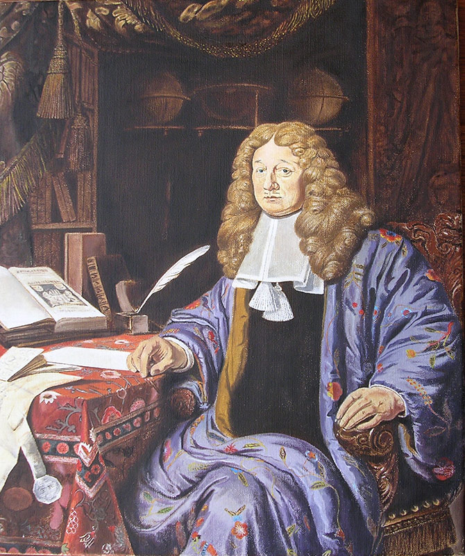 Johannes Hudde, burgemeester van Amsterdam