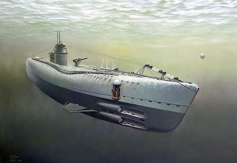 Onderzeeër UB-61