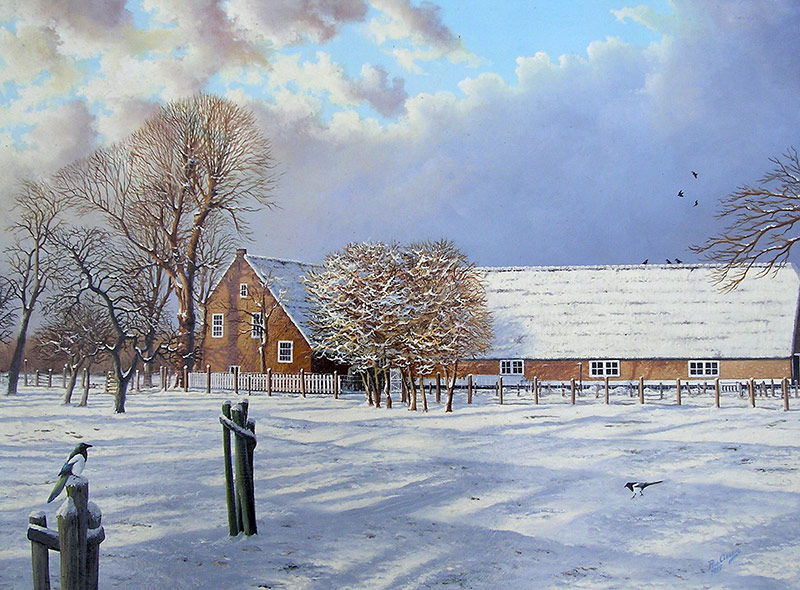 Oudste boerderij van Voorschoten