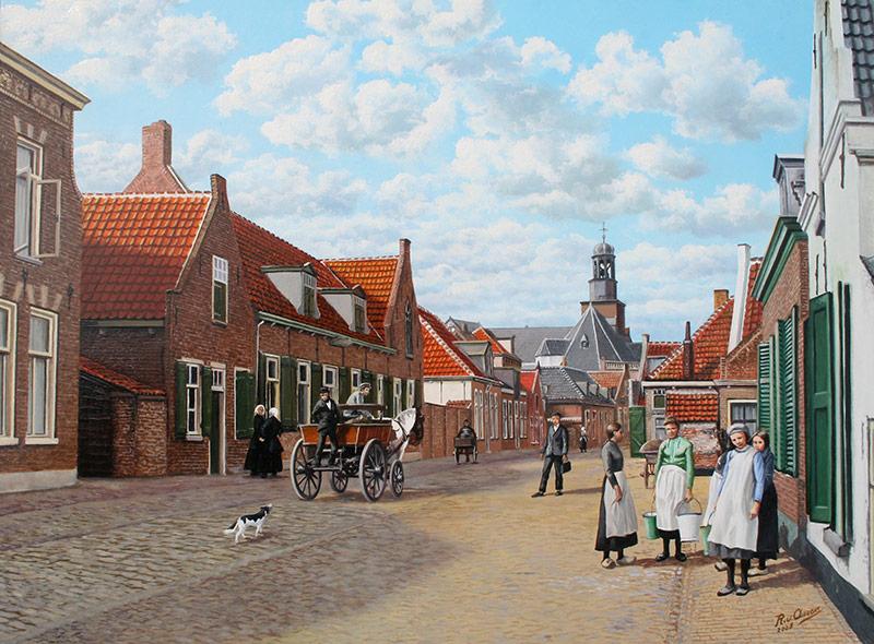 De Hoofdstraat anno 1903