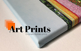 ArtPrints, schilderijen op canvas