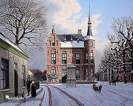 Raadhuis Noordwijk