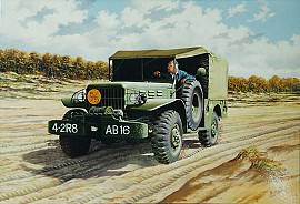 Leger Jeep