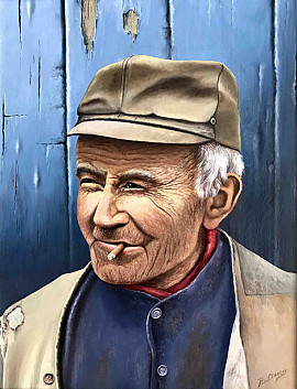 Limburgse boer rond 1930