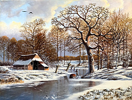 Winter uit vier jaargetijden