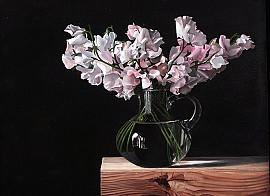 Roze Lathyrus I