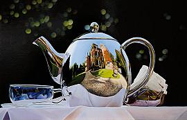 Op de thee