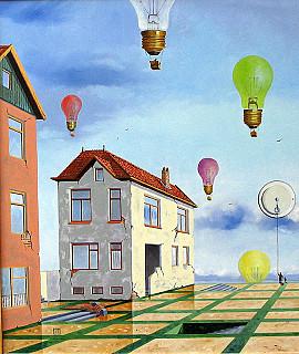 Lichtballonnen