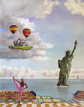 Vrijheid is een luchtkasteel