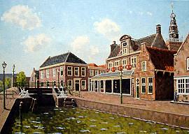 Gracht Monnickendam
