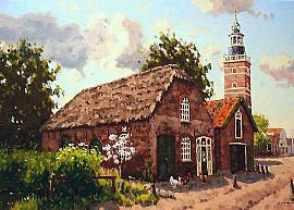 Rechthuistoren Nieuwkoop