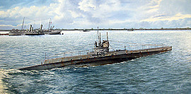 Engelse onderzeeër E-26