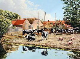 Boerderij 'Postwijk' Sassenheim