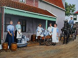 Boerderij 'Wassenaar' in 1910