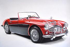 Austin Healey Roadster 1962