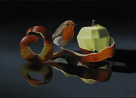 Le rossignol à la pomme