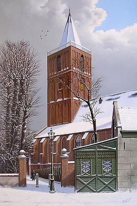 De Grote of St. Jeroenskerk