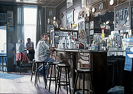 Cafe Scaldis Antwerpen