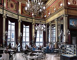 Foyer Bourla Antwerpen