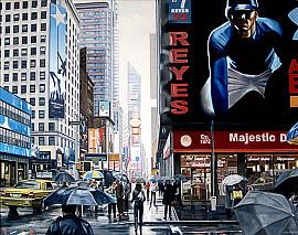 NY Times Square Enrico Reyes