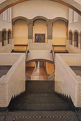 Escher's inspiration