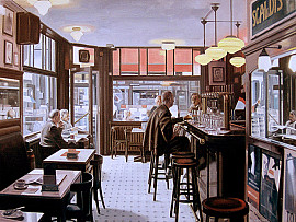 Cafe Pelikaan Antwerpen