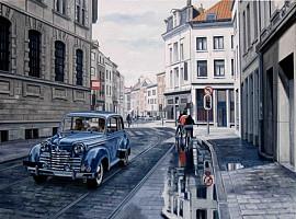 Opel Olympia uit 1952