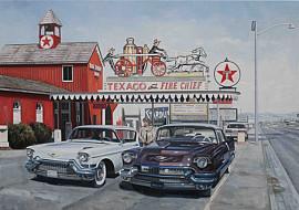 Cadillac's in Las Vegas