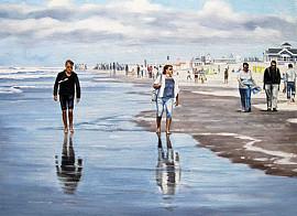 Strand van Noordwijk