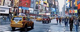 NY Times Square IV