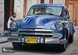 Cuba trots